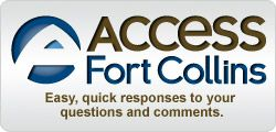Link to access Fort Collins page