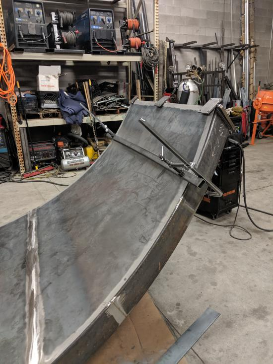 Fabrication of the wave forms