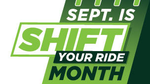 Shift Your Ride This Summer
