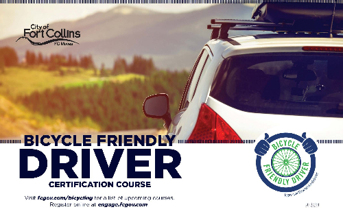 Bicycle Friendly Driver - Online Course
