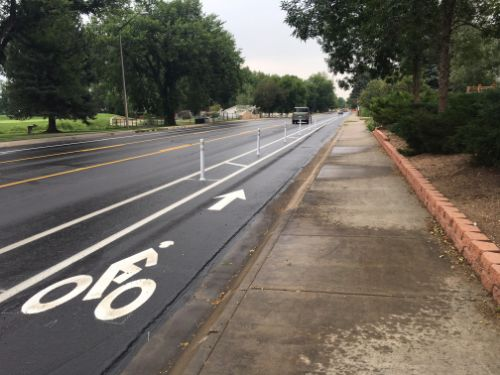 Provide your feedback on the W. Mulberry Street Reshaping