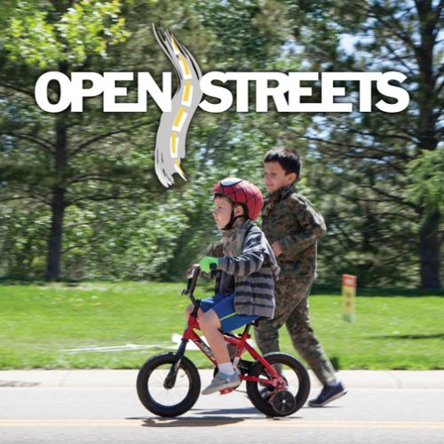 Ride the Route at Open Streets, September 9