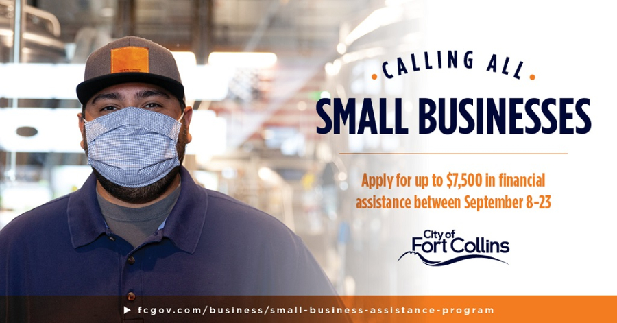 About The City Of Fort Collins Small Business Assistance Program