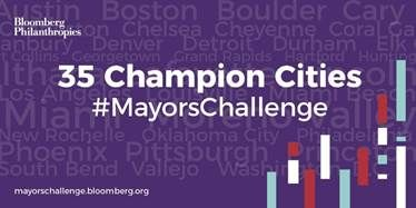 Fort Collins One of 35 Bloomberg Mayors Challenge Champion Cities