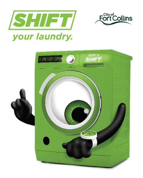 Shift Your Laundry