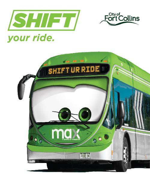 Shift Your Ride - Public Transit