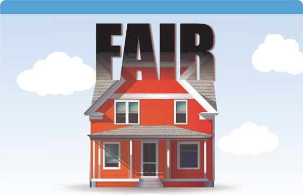 Spotlight image: Denver Metro Fair Housing Center Flyer