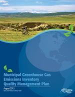Spotlight image: 2014 Community and Municipal GHG Emissions Inventory Quality Management Plans