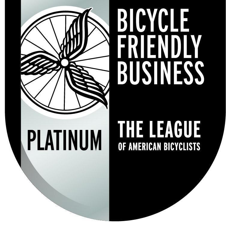 Spotlight image: City of Fort Collins named Platinum Bicycle Friendly Business