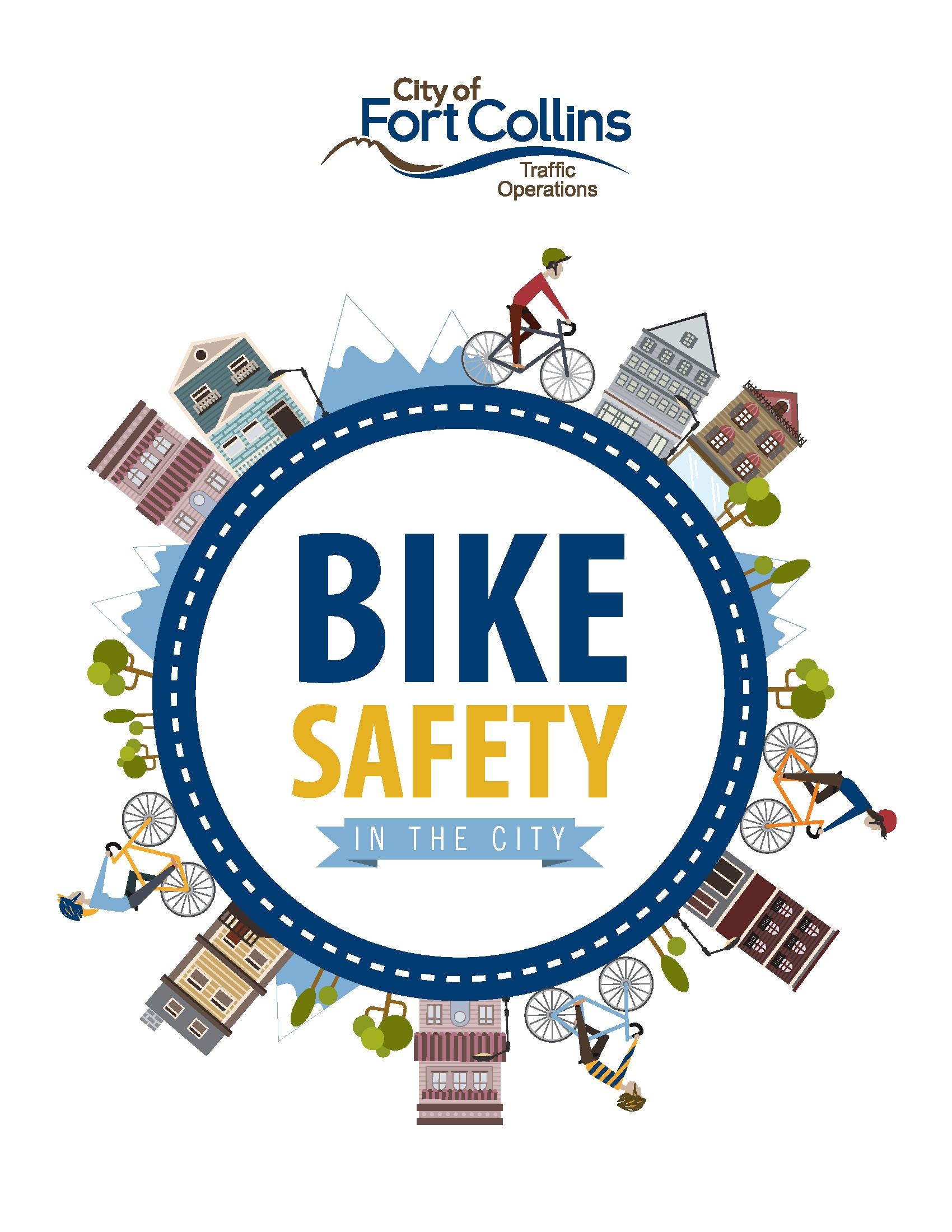 Spotlight image: Bike Safety Summary