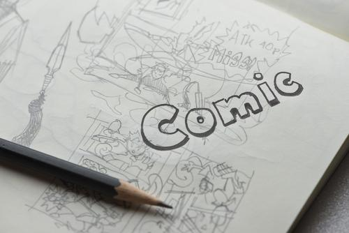 Spotlight image: Comics Essentials
