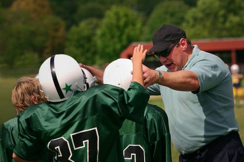Spotlight image: Volunteer Coaches Needed
