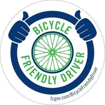 Spotlight image: Become a Certified Bicycle Friendly Driver