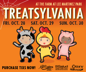 Spotlight image: Treatsylvania