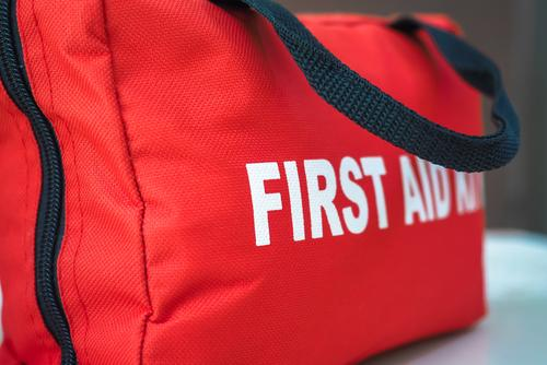 Spotlight image: CPR & First Aid