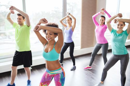 Spotlight image: Zumba: Fall