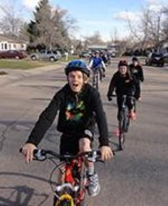 Spotlight image: Safe Routes to School