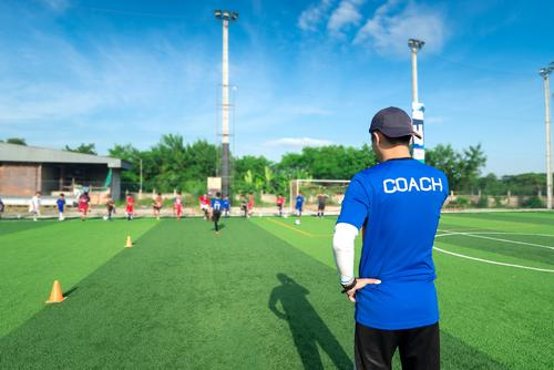 Spotlight image: Volunteer Coaches