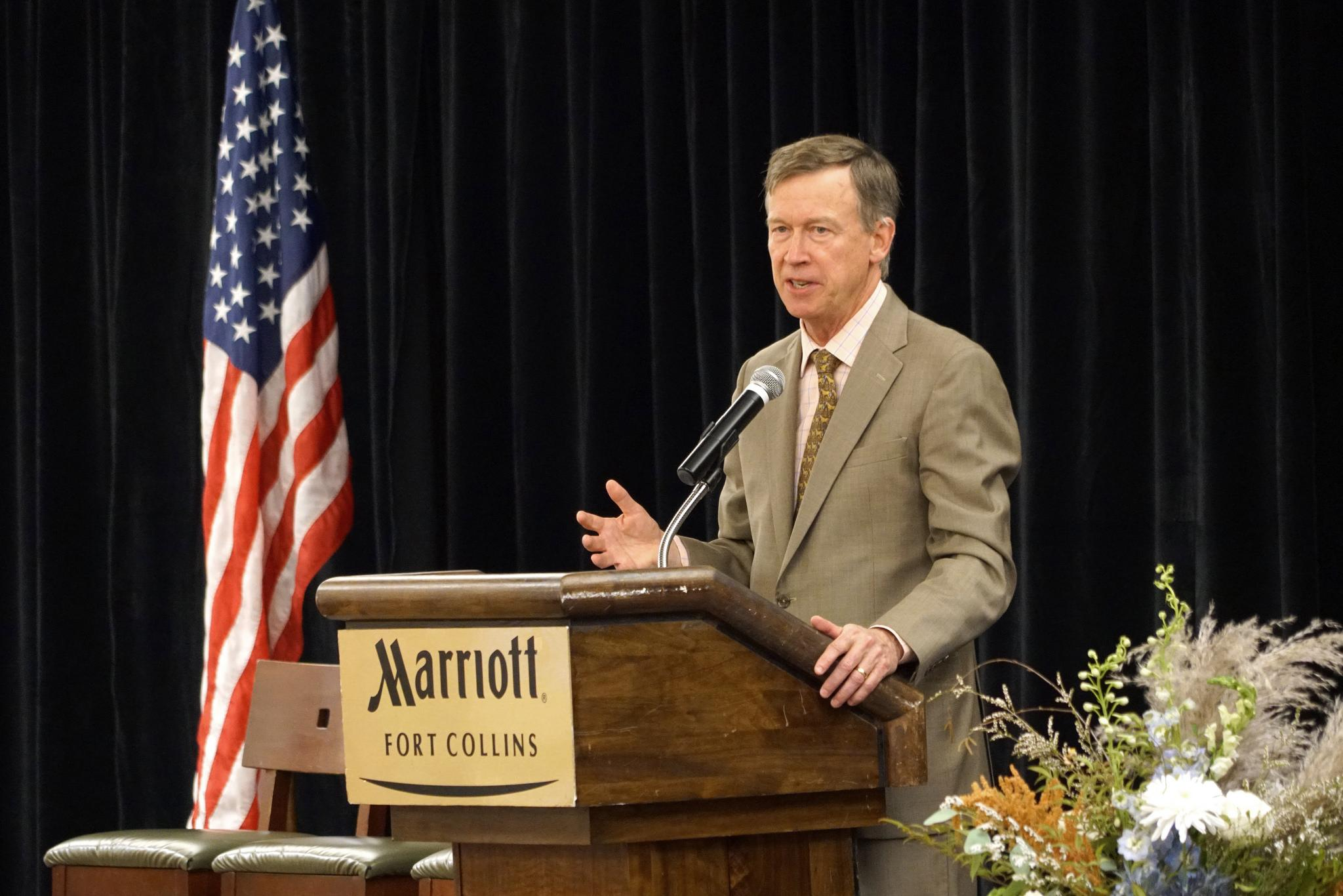 Spotlight image: Governor Hickenlooper Scheduled to Speak at Business Appreciation Breakfast Sept. 13
