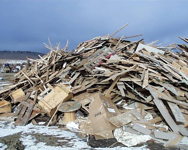 Spotlight image: New Option for Recycling Wood & Yard Waste