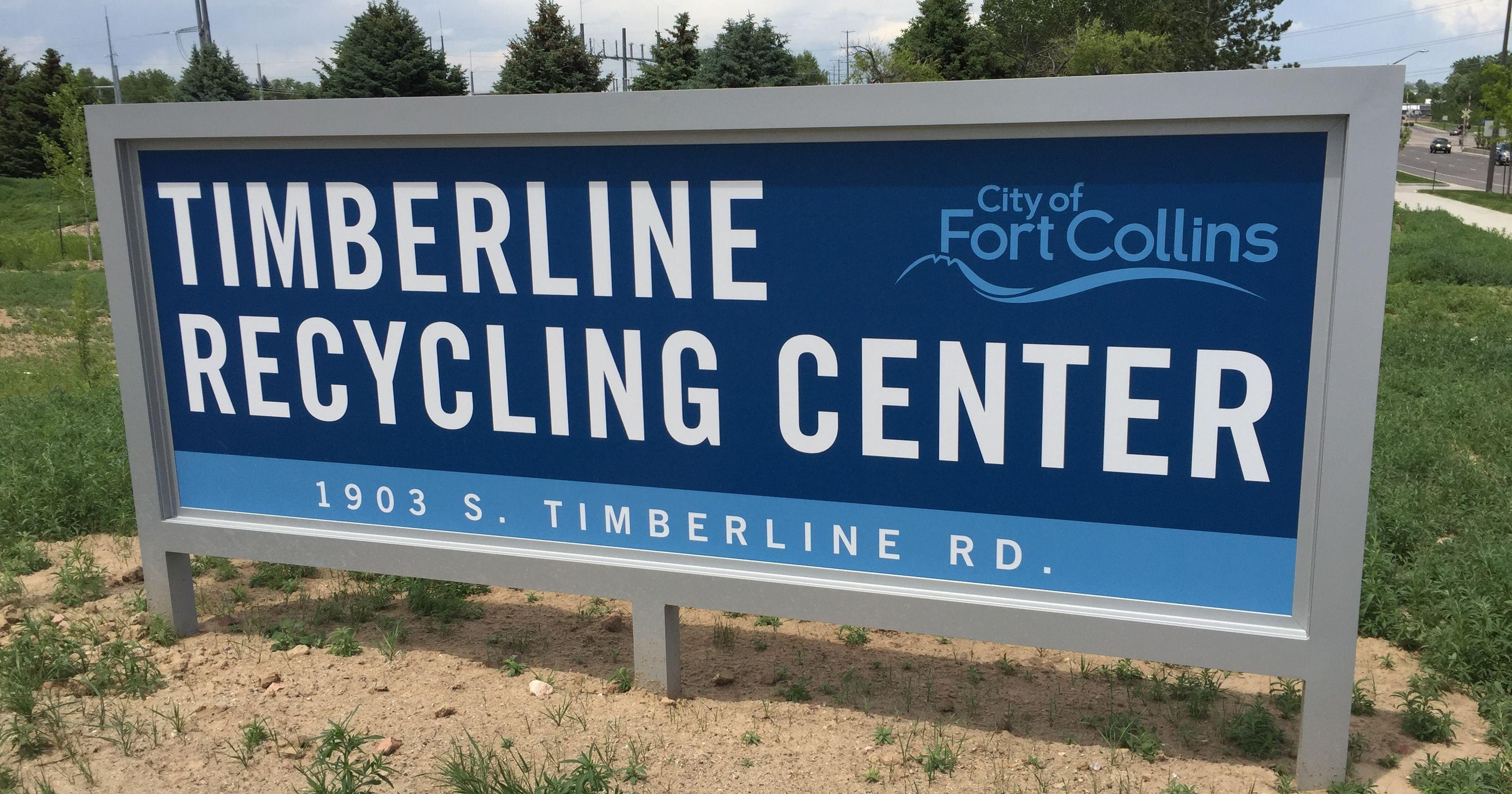 Spotlight image: Share your Feedback about the Timberline Recycling Center Hard-to-Recycle Yard