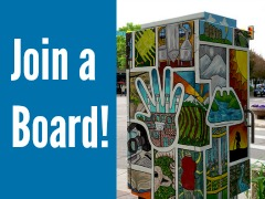 Spotlight image: Join a Board or Commission