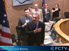 Spotlight image: VIDEO: Fort Collins City Council Meeting 9/19/17