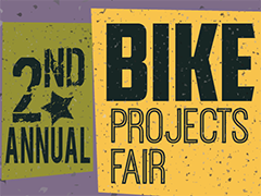 Spotlight image: 2nd Annual Bike Projects Fair, Oct. 26