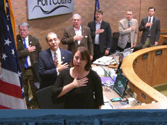 Spotlight image: VIDEO: Fort Collins City Council Meeting 10/17/17