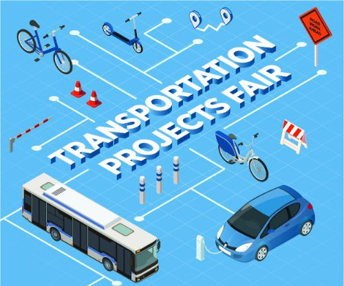 Transportation Projects Fair: February 27