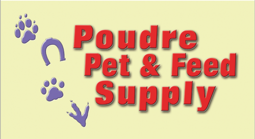 Poudre Pet & Feed Supply Logo