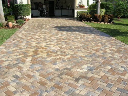 Installing Your Own Pavers