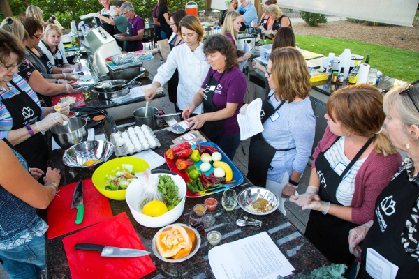 Garden to Fork Cooking Classes