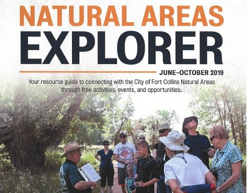 Tracks & Trails is Now the Natural Areas Explorer