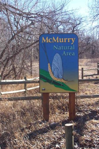McMurry Sign