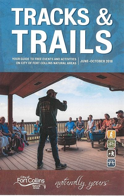 Tracks & Trails booklet cover