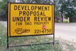 Questions About Development Proposals In Your Neighborhood?