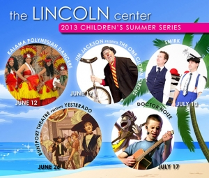 image for press release Free Summer Entertainment!