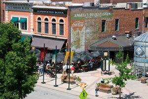 image for press release Fort Collins Garners Second, National Award for Preservation of Downtown's Coca-Cola Sign