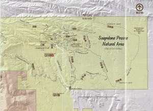image for press release Cheyenne Rim Trail at Soapstone Prairie Natural Area Rerouted Ahead of Bison Release