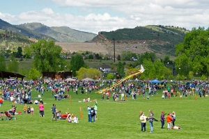 image for press release Kites Will Fill the Sky on May 20 for Annual Kites in the Park Festival