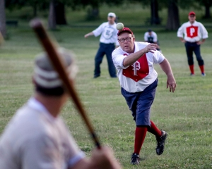 image for press release 1860s Vintage Baseball Tournament Comes to Fort Collins this Weekend