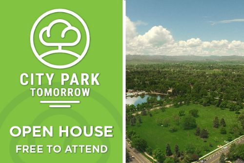 City Park Tomorrow Open House