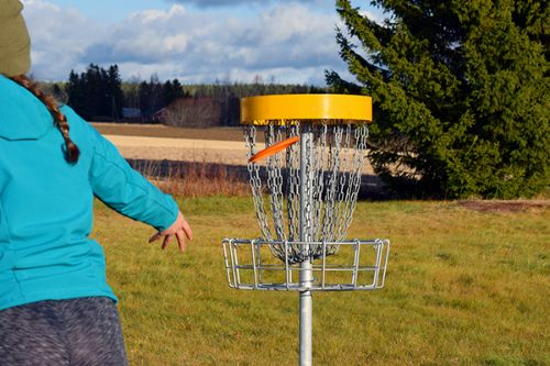 Edora Disc Golf Course Holes Closed for Construction