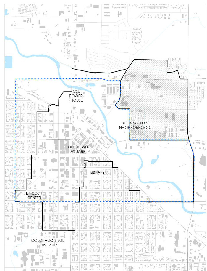 Downtown Plan City of Fort Collins