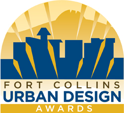 Fort Collins Urban Design Awards logo