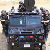 City of Fort Collins Police Services SWAT Team