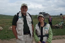 Volunteer Ranger Assistants at Maxwell Natural Area