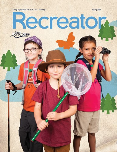 Recreator Cover