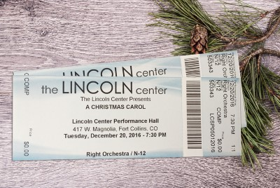 Lincoln Center Tickets